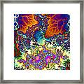 Chaos Of Unrealized Ideas Framed Print