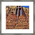 Chapel Of The Holy Cross  Sedona Arizona Framed Print
