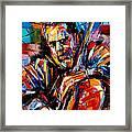 Charles Mingus Framed Print