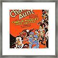 Charleys Aunt, Charles Ruggles Framed Print