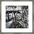 Chat Noir Gallery Paris France Framed Print