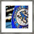 Chelsea Football Club Poster Framed Print