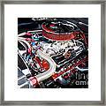 Chevy 396 Framed Print