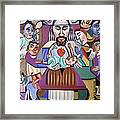 Childern A Gift From God Framed Print by Anthony Falbo