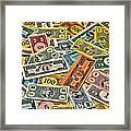 Childhood Wealth Framed Print