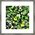 Chip Green Framed Print