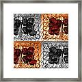 Chocolates Framed Print by Barbara Griffin
