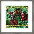 Christmas Cards And Artwork Christmas Wishes 66 Framed Print