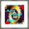 Christmas Cards And Artwork Christmas Wishes 71 Framed Print