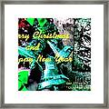 Christmas Cards And Artwork Christmas Wishes 76 Framed Print