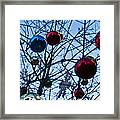 Christmas Is Looking Up This Year Framed Print