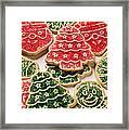 Christmas Sugar Cookies Framed Print