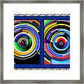 Circulation Framed Print by Wendy J St Christopher