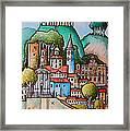 Citta Di Castello Framed Print