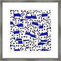 City 744 - Marucii Framed Print