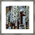 City Center-11 Framed Print