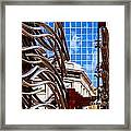 City Center-33  Framed Print