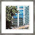 City Center -67 Framed Print