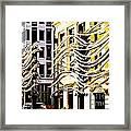 City Center-8 Framed Print
