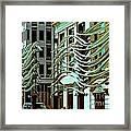 City Center-9 Framed Print