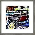 Classic Cars 2 Framed Print