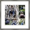 Collage 2014 Framed Print