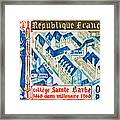 College Of St. Barbe 1460-1960 Half A Millennium Framed Print