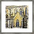 Collegiate St-martin Framed Print by Richard J Thompson