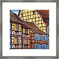 Colmar Alsace Framed Print