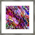 Color Evolution Framed Print