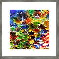 Color Parade  Framed Print