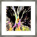 Color Trip Framed Print