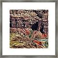 Colorado River In The Grand Canyon High Water Framed Print
