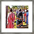 Colorful Framed Print