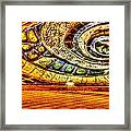 Colorful Path Framed Print