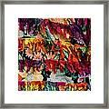 Colors 3 Framed Print
