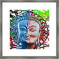 Colors Of Divinity Framed Print