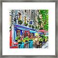 Colors Of Quebec 14 Framed Print