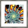 Colors Of The Spirit Framed Print by Anastasiya Malakhova
