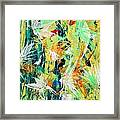 Colours Experiments Framed Print