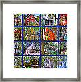 Coming Home Photo Assemblage In Asbury Grove In South Hamilton-massachusetts Framed Print