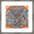 Condor Baracchi Framed Print by Mark Howard Jones