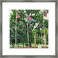 Confederate - Flags Of My Ancestors Framed Print