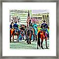Constitution Hall Calvary Framed Print