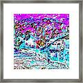 Coos Canyon 338 Framed Print