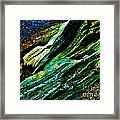 Coos Canyon Y241 Framed Print