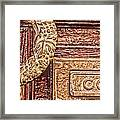 Correo In San Miguel De Allende Framed Print