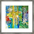 Country Pastures Framed Print