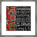 Crab Of The Star Cancer 2 Framed Print