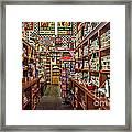 Crawley General Store Framed Print